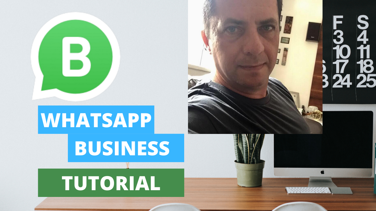WhatsApp Business como usar como configurar tutorial grátis